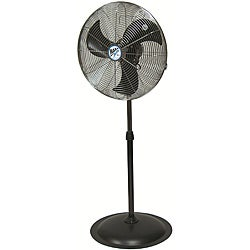 Big Air HVPF 22 OSC 22-inch Heavy-duty 3-speed Pedestal Fan
