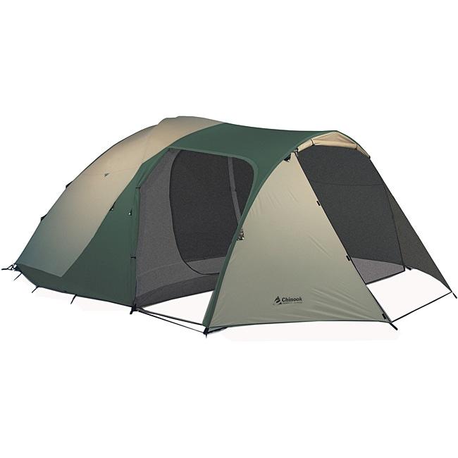 Chinook Tradwinds Guide 6-person Fiberglass Tent