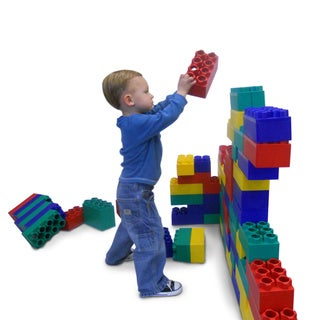 Kids Adventure Jumbo Blocks 96-piece Standard Set