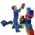 Kids Adventure 96-piece Standard Jumbo Multicolor Building Blocks Set
