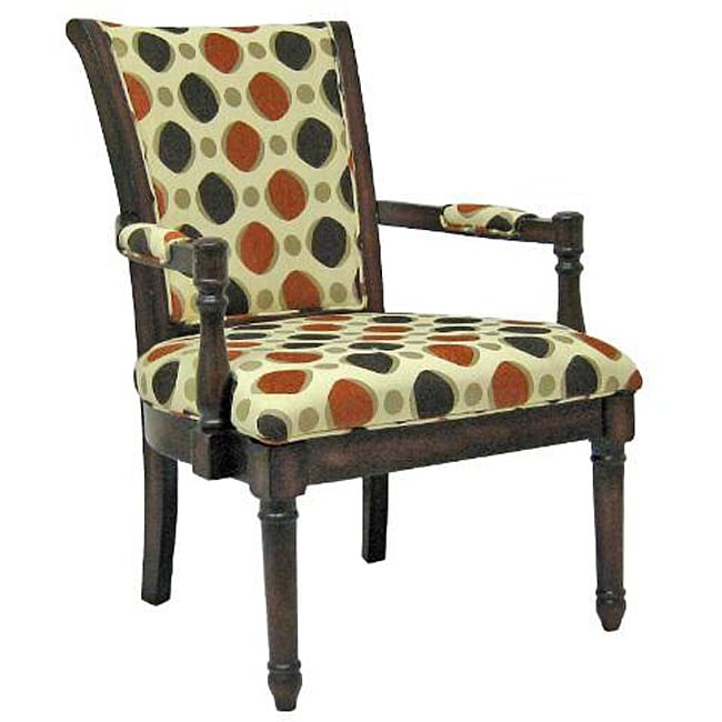 Mandy Ivory Accent Chair
