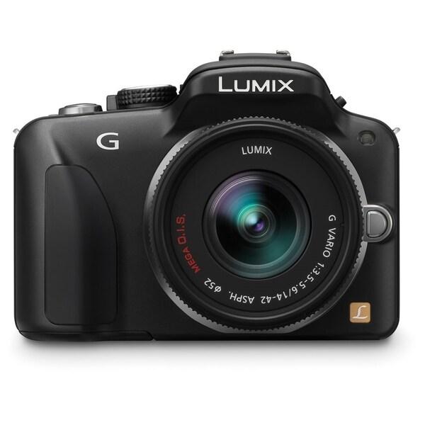 Panasonic Lumix DMC-G3 16 Megapixel Mirrorless Camera with Lens - 14