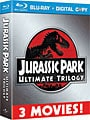 Jurassic Park Ultimate Trilogy (Blu-ray Disc)
