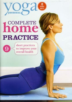 Yoga Journal: Complete Home Practice (DVD)