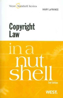Copyright Law in a Nutshell (Paperback)