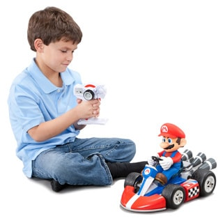 Super Mario Brothers 1:8 Scale Remote Control Mario Kart Toy