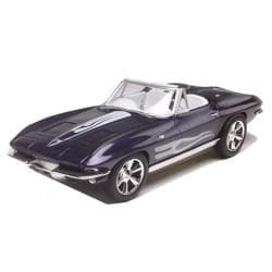 Revell 1:25 Scale 1963 Corvette Convertible Model
