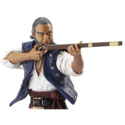 Pirates of the Caribbean 6-inch Gibbs Figure