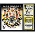 2011 Boston Bruins Stanley Cup Championship Plaque