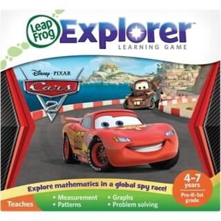LeapFrog Explorer Game Cartridge: Disney?Pixar Cars 2