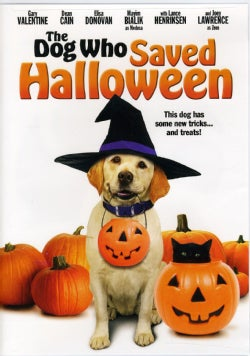 The Dog Who Saved Halloween (DVD)