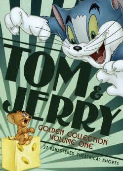 Tom & Jerry: The Golden Collection Volume One (DVD)