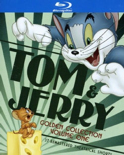 Tom & Jerry: The Golden Collection Volume One (Blu-ray Disc)