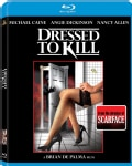 Dressed To Kill (Blu-ray Disc)