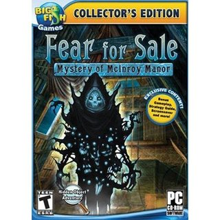 PC - Fear For Sale:Mystery Of Mcinroy Manor