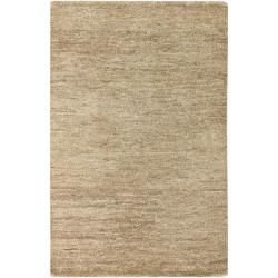 Hand-woven William Natural Fiber Hemp Rug