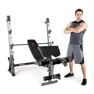 Marcy Olympic Workout Bench