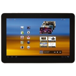 "Samsung Galaxy Tab GT-P7510/M32 32 GB Tablet - 10.1"" - Wireless LAN -"