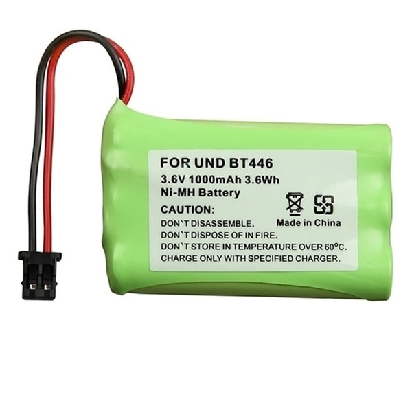 INSTEN Ni-MH Cordless Phone Battery for Uniden BT-446