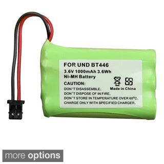 Ni-MH Cordless Phone Battery for Uniden BT-446