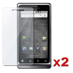 Screen Protector for Motorola Droid 2 Global A956 (Pack of 2)