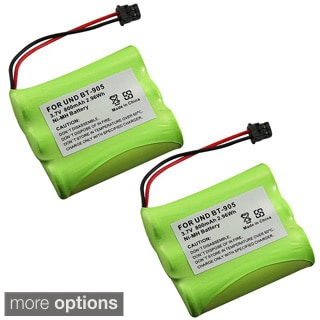 Ni-MH Cordless Phone Battery for Uniden BT-905 (Pack of 2)
