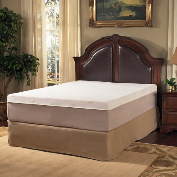 Grande Hotel Collection Posture Support 8-inch King-size Memory Foam Mattress