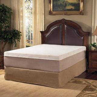 Grande Hotel Collection Posture Support 14-inch King-size Trizone Memory Foam Mattress