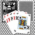 Copag Poker Size Jumbo Index Peek Style Playing Cards (Set of 2)