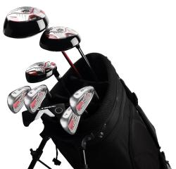 Nextt Golf Men's Voltage 11-piece Left Hand Golf Club Set