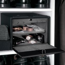 Stack-On Quick Access Biometric Lock Safe