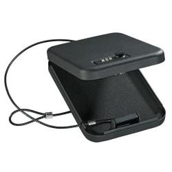 Stack-On Combination Lock Portable Security Case