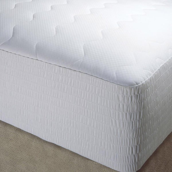 Croscill 500 Thread Count Egyptian Cotton Twin/ Twin XL/ Full-size Mattress Pad