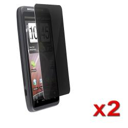 Privacy Filter Screen Protector for HTC ThunderBolt 4G (Pack of 2)