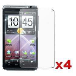 Screen Protector for HTC ThunderBolt 4G (Pack of 4)