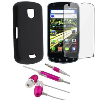BasAcc Case/ Screen Protector/ Headset for Samsung Droid Charge