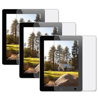 Anti-glare Screen Protector for Apple iPad 2 (Pack of 3)