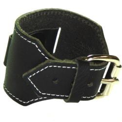 Nemesis XL Arrow End Black Leather Band