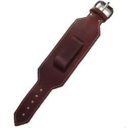 Nemesis XL Arrow End Brown Leather Band
