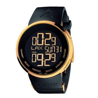 Gucci Men's Digital Watch