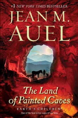 The Land of Painted Caves (Paperback)