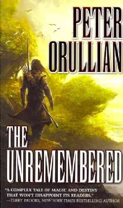 The Unremembered (Paperback)