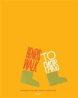 Henri's Walk to Paris (Hardcover)