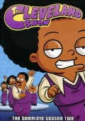 The Cleveland Show Season 2 (DVD)