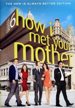 How I Met Your Mother: Season 6 (DVD)