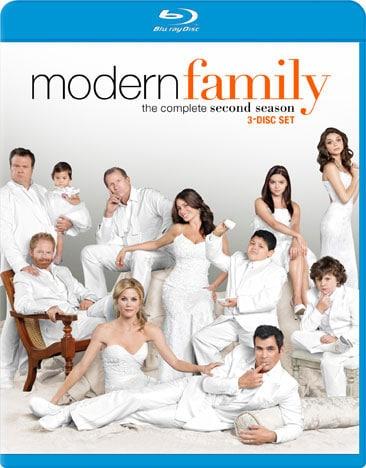 Modern Family: Season 2 (Blu-ray Disc)