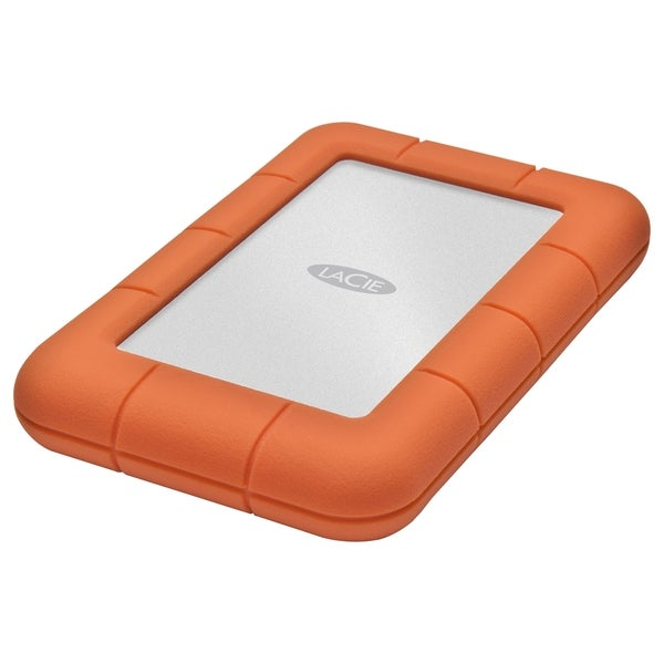 "LaCie Rugged Mini 301556 500 GB 2.5"" External Hard Drive"