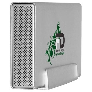 Fantom GreenDrive3 GD2000U3A 2 TB External Hard Drive