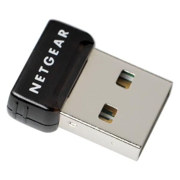 Netgear WNA1000M IEEE 802.11n - Wi-Fi Adapter for Desktop Computer
