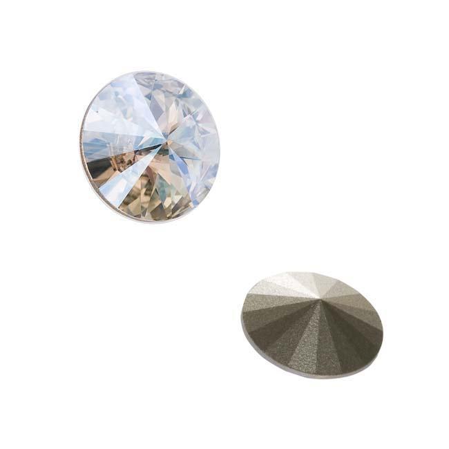 Beadaholique Crystal Moonlight 16mm Rivoli